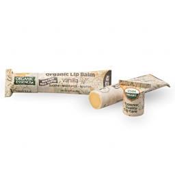 Organic Essence Lip Balm Vanilla 6g