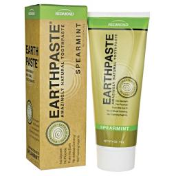 Earthpaste| Natural Clay Toothpaste| Spearmint| 113g