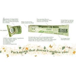 Organic Essence Lip Balm NATURAL 6g