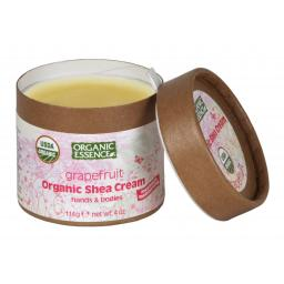 Organic Essence Grapefruit Shea Cream [114g]