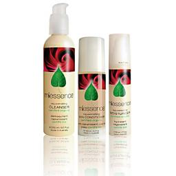 MiEssence Certified Organics - Rejuvenating Skin Range Essentials Pack for dry & mature skin