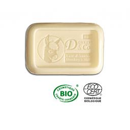DONKEY'S & CO.| CERTIFIED ORGANIC SOAP| VERBENA & SHEA BUTTER| 100G