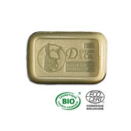 DONKEY'S & CO.| CERTIFIED ORGANIC SOAP| GREEN CLAY & PETIT GRAIN| 100G