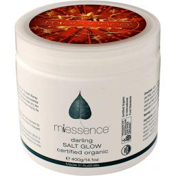 MiEssence® Certified Organic Darling Salt Glow Body Scrub-All Skin Types 400g