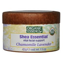 Organic Essence Shea Essential Vital Facial Support for dry, mature a sensitive skin [42g]