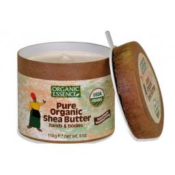Organic Essence Pure Shea Butter for all skin types [114g]
