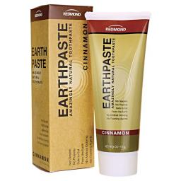 EARTHPASTE - Bentonite Clay toothpaste CINNAMON [113ml]