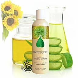 MiEssence Certified Organics Sunflower Body Wash [250ml]