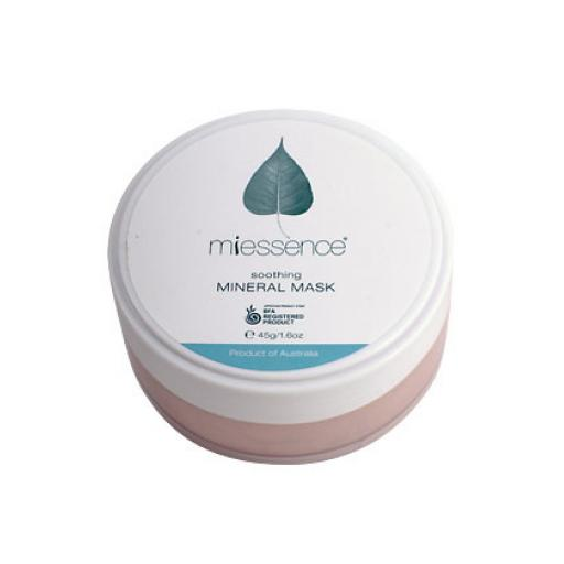 MiEssence Certified Organics - Soothing Kaolinite Red Clay Mask 45g
