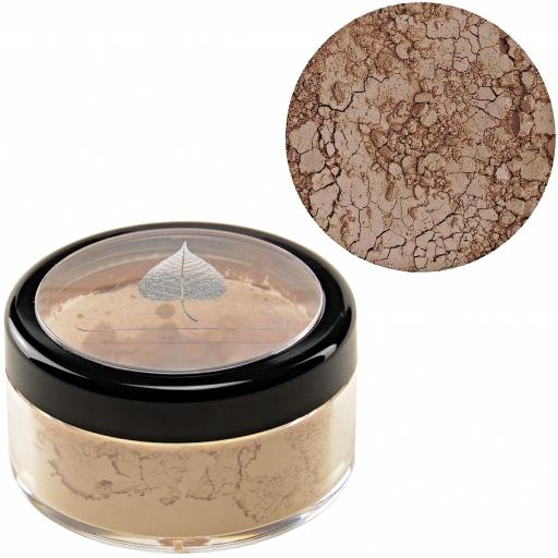 Miessence Certified Organics - Mineral Foundation Powder Dark 6g