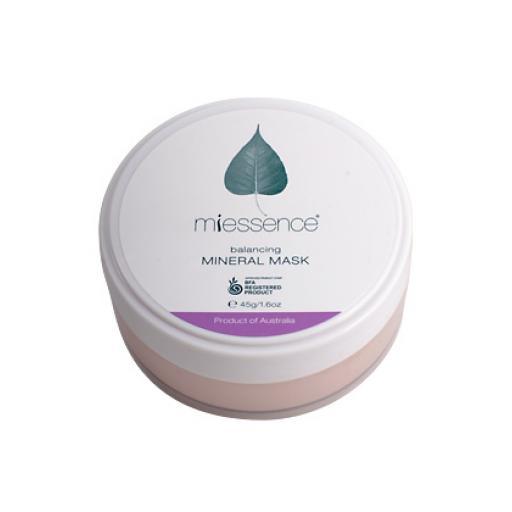 MiEssence Certified Organics - Balancing Kaolinite Pink Clay Mask 45g