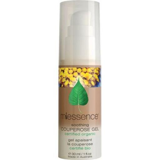 Miessence Certified Organics - Soothing Couperose Gel 30ml