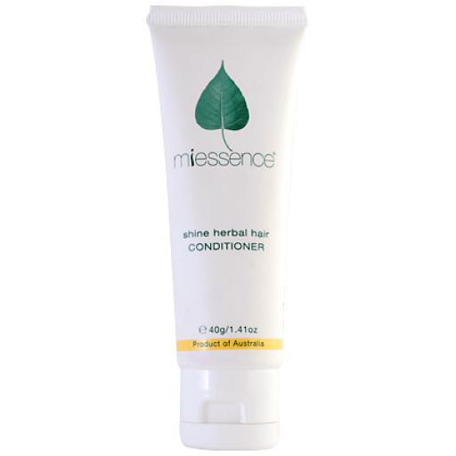 Miessence Certified Organics - Shine Herbal Conditioner 40ml
