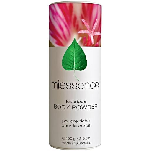 MiEssence Certified Organics - Luxurious Body Powder 100g