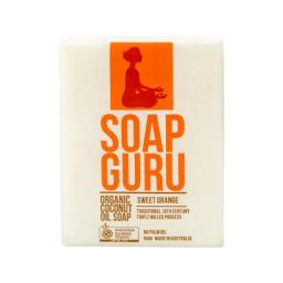 Miessence Certified Organics - Soap Guru Sweet Orange 100g