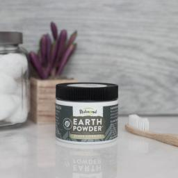 Earthpowder - Clay Toothpowder Black Licorice Charcoal