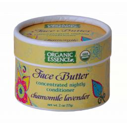 Organic Essence - Nightly Face Balm BLUE CHAMOMILE LAVENDER 57g