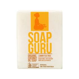 Miessence Certified Organics - Soap Guru Lemon Tea Tree 100g