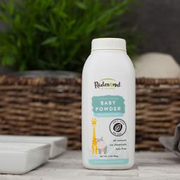 Redmond Clay - Natural Baby Powder 85g