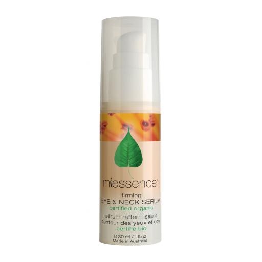 Miessence Certified Organics - Firming Eye & Neck Serum 30ml