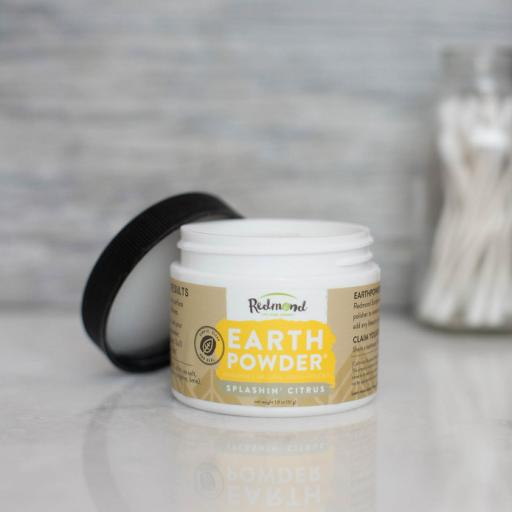 Earthpowder - Clay Toothpowder Splashin' Citrus