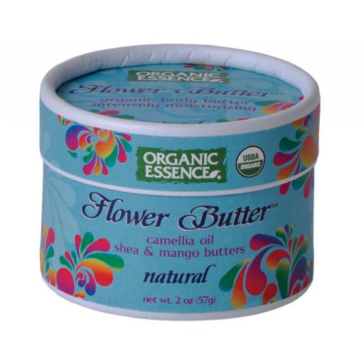 Organic Essence ZERO WASTE Intensely Moisturising Butter NATURAL 57g