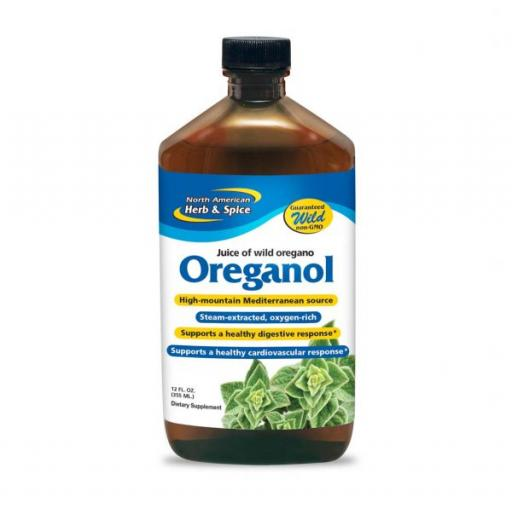 NAHS - Juice of Wild Oregano OREGANOL [355 ml]