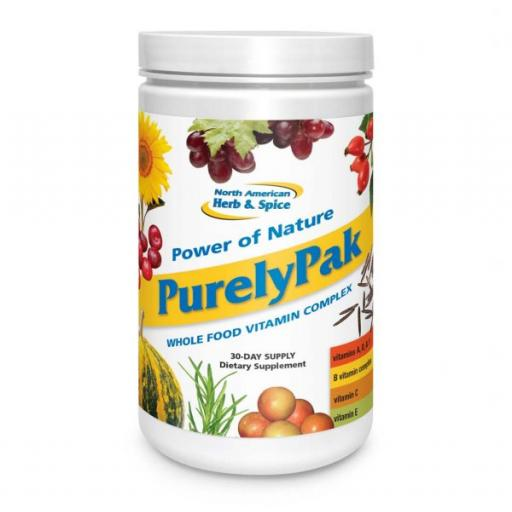NAHS - Purely Pak – Whole Food Vitamin System [30-day supply]